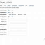 Installer::Database