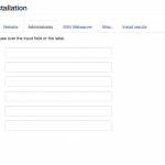 Installer::Administrator